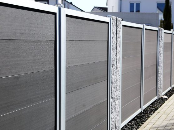 Colorbond fence built for privacy in Narellan
